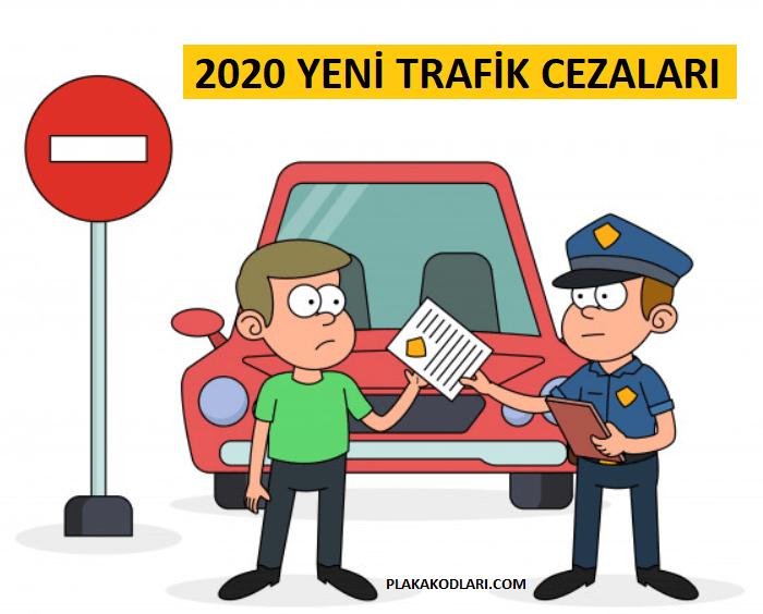 Yeni Trafik Cezaları 2020