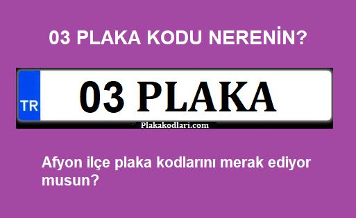 03 Plaka Afyon